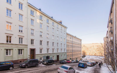 Asunnon hinta – rakennusvuodella valtava vaikutus