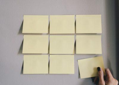 Muistilista perukirjaan tarvittavista asiakirjoista